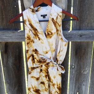 Ann Taylor wrap dress nwot